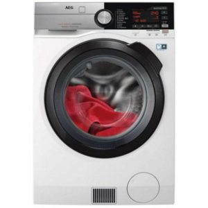 AEG Automatická pračka se sušičkou AEG SensiDry® L9WBC61B bílá