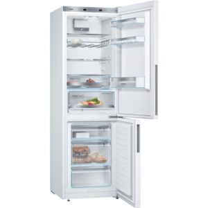 Chladnička s mrazničkou Bosch KGE36VW4A bílá