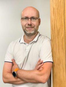 Daniel Dobeš - manažer produktového marketingu značky Datart