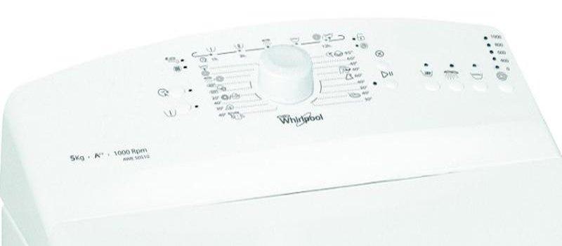 Eco kulička na pračce Whirlpool Awe 50510