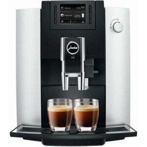 Jura Espresso Jura IMPRESSA E6, Platin (381044)