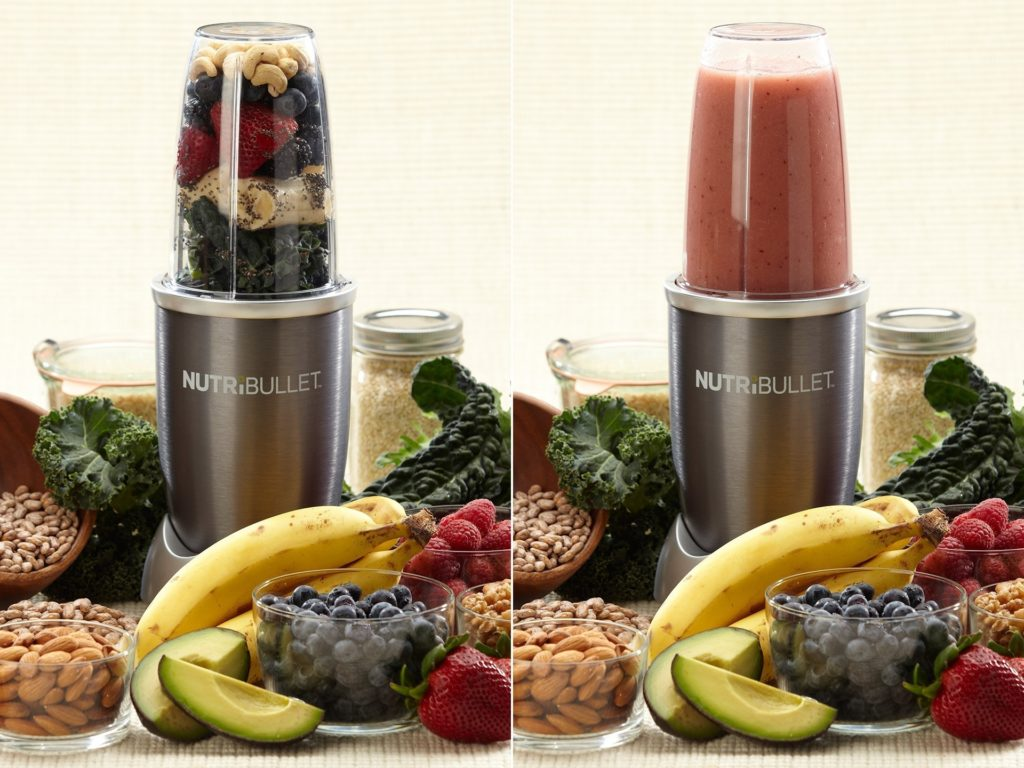 Delimano Nutribullet 600 - smoothie