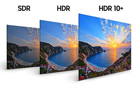 technologie HDR
