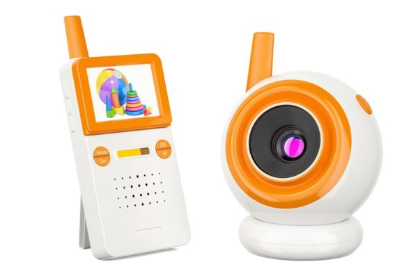 Dětská vysílačka - přijímač, vysílač