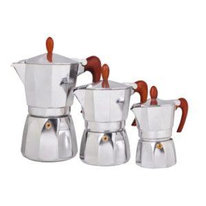 Rozměry moka kávovaru