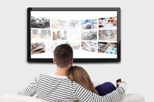 TV Samsung - Špičkový obraz a zvuk pro filmové fanoušky