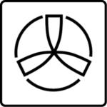 Funkce trouby - Ventilátor s kruhovým topným tělesem