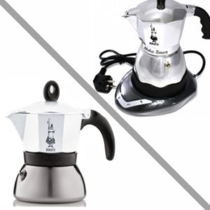 Způsob ohřevu moka kávovaru