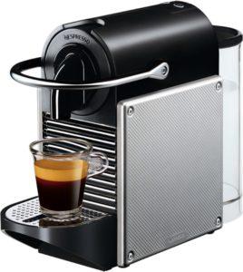 DeLonghi EN 125 S Pixie Nespresso