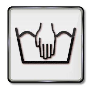 Znak ručního praní