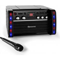 Auna Disco Fever karaoke systém CD CD + G přehrávač KS1 DISCO FEVER
