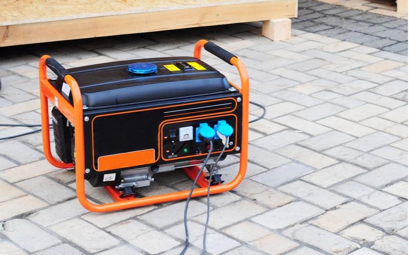Elektrocentrála na domácí využití
