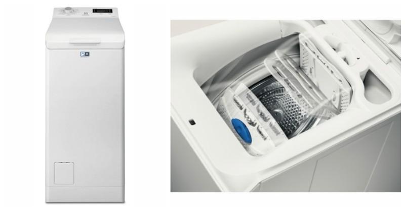 pračky electrolux plněné shora