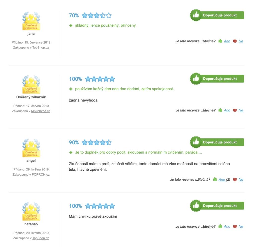 Gymbit Vibroshaper recenze