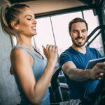 8-minutový zábavný trénink na běžeckém pásu + rozhovor s osobní trenérkou