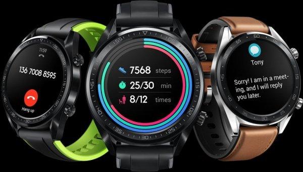 Notifikace na hodinkách Huawei Watch GT