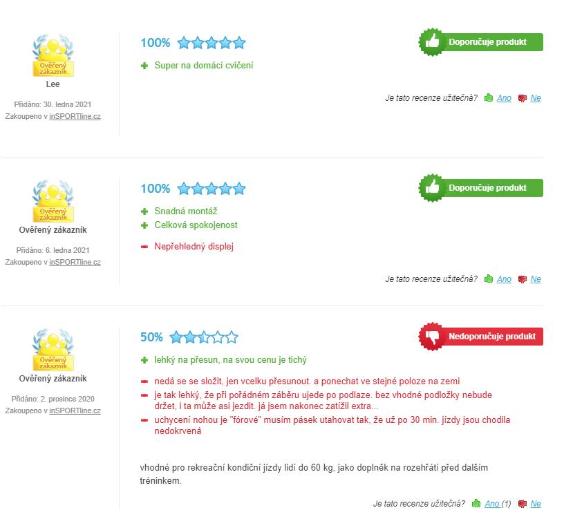 insportline-ocean-recenze-zakazniku