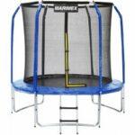 Marimex 244 cm + vnitřní ochranná síť + žebřík