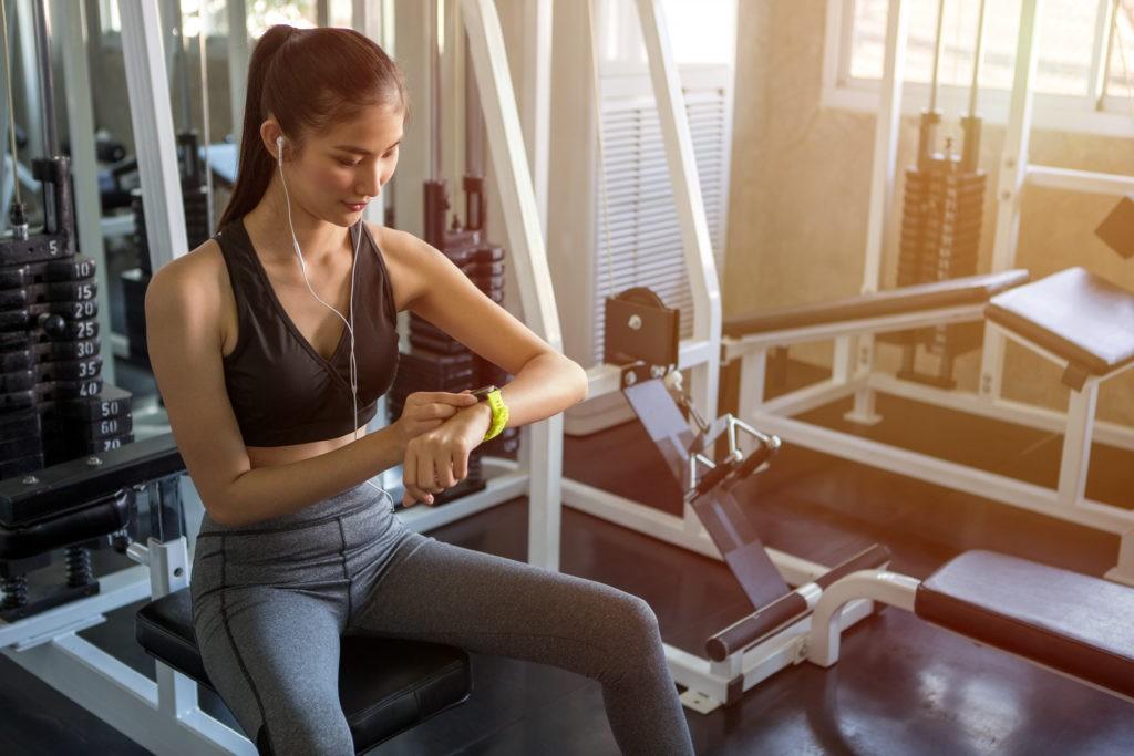 motivace s fitness náramkem