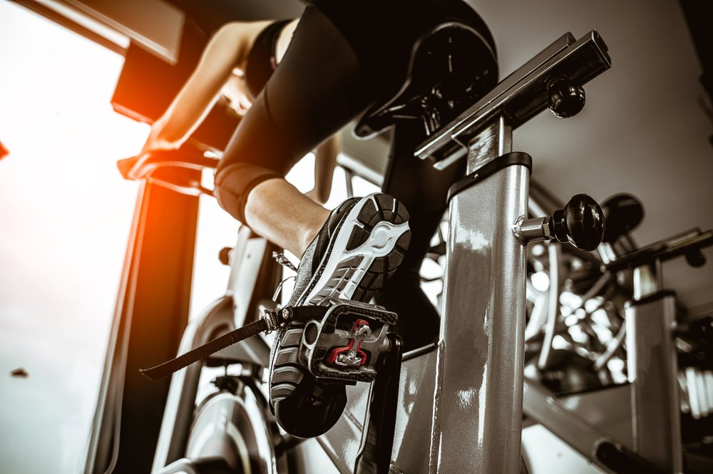 vhodný cyklotrenažér