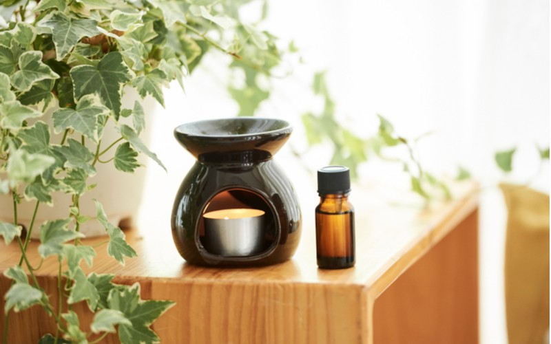 Aroma difuzér tepelný (aromalampa)