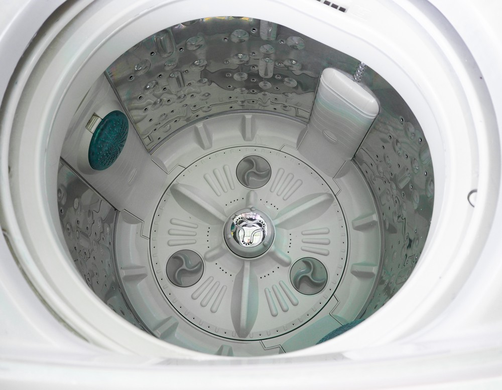 Čistá pračka bez plísní