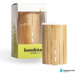Hanscraft Bamboo ultrasonický aroma difuzér 100 ml