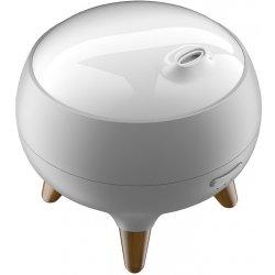 Immax aroma difuzér s LED podsvícením 10W bílá / 24V / 0.6A / objem 250ml (08938L)