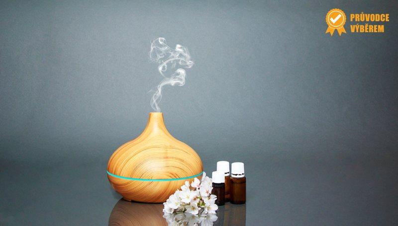 Průvodce výběrem aroma difuzéru