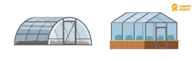Průvodce výběrem zahradního skleníku