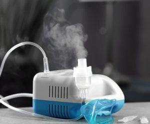 Typy difuzerů Nebulizér