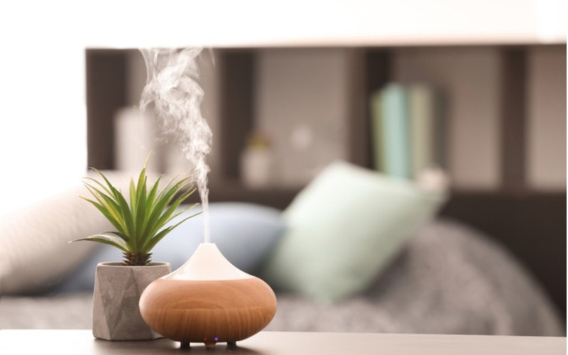 Ultrazvukový aroma difuzér
