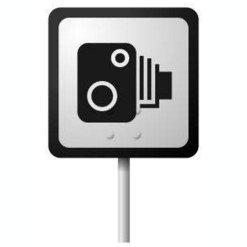 Detektor radarů v Autokamera TrueCam A7S