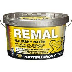 Barvy a laky Hostivař REMAL protiplísňový 4kg