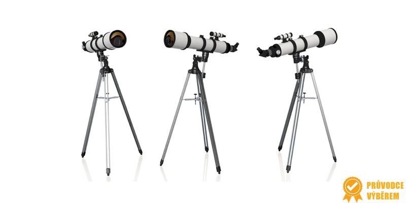 Jak vybrat hvězdářský dalekohled