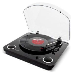 Klasický gramofon se zabudovanými reproduktory ION Max LP