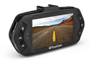 Kvalitní obraz Autokamera TrueCam A7S