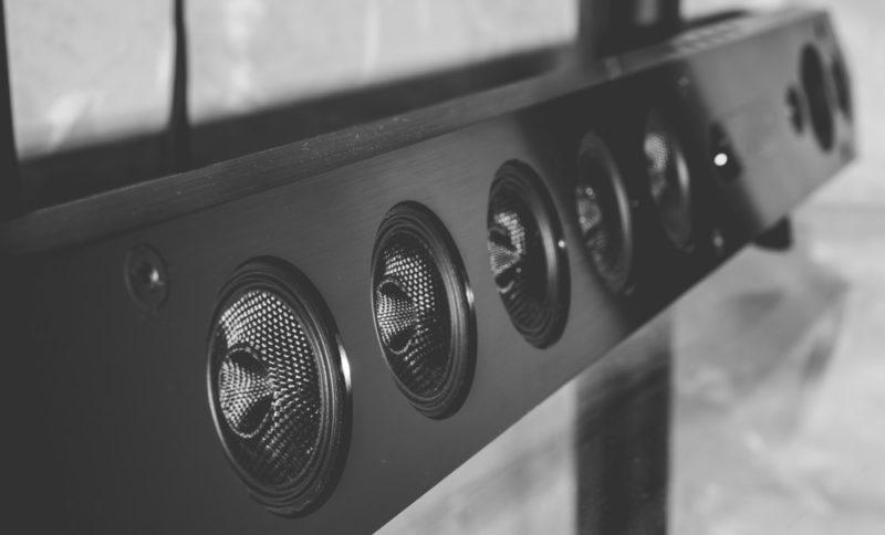 soundbary - počet kanálů