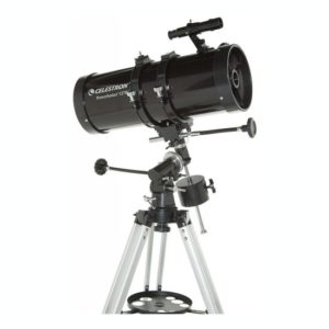 Zrcadlový dalekohled / reflektor Celestron Powerseeker 127EQ