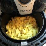 Delimano Air Fryer - pečení hranolek