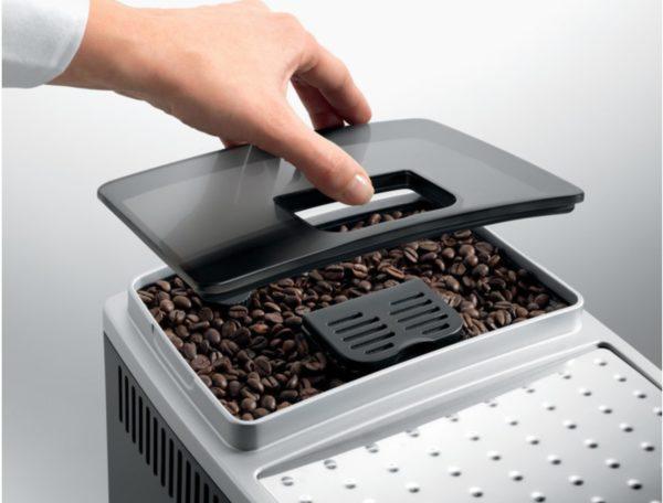 DeLonghi Magnifica ECAM22.110 B - mlýnek na kávu