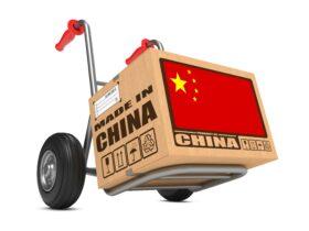 Nakupování z Číny