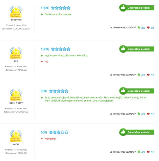 Kärcher WV 2 Premium recenze