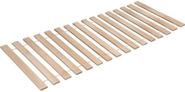 Pevný laťkový rošt pod matraci