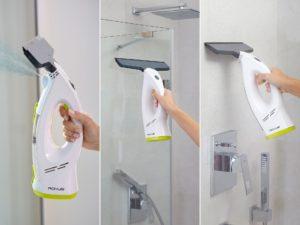 použití - sprchový kout, obkladačky
