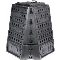 Prosperplast BIOcompo 900 l černý