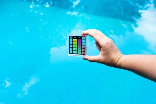 Testery pH do bazénu