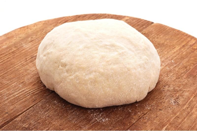 vlhké těsto na domácí chléb