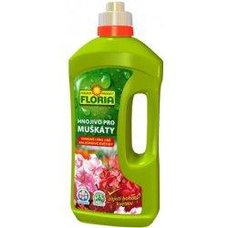 Agro Floria kapalné hnojivo pro muškáty 1 l