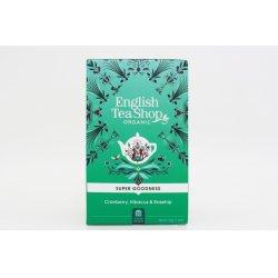 English Tea Shop Brusinka ibišek a šípek Mandala 20 sáčků
